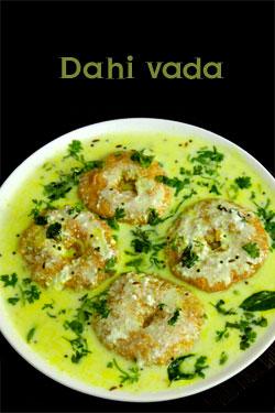 dahi-vada