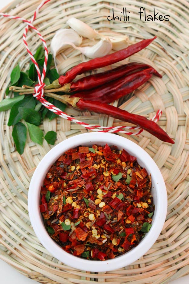andhra style chili flakes
