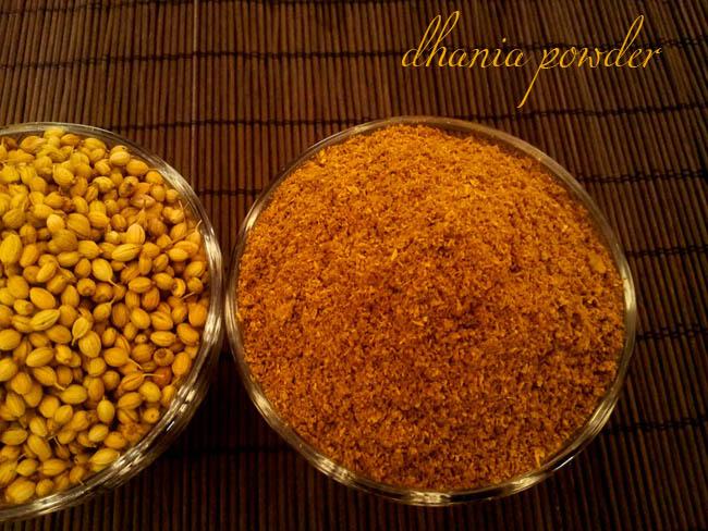 Dhania powder