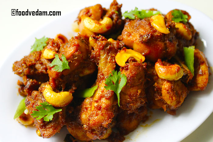 andhra chicken fry