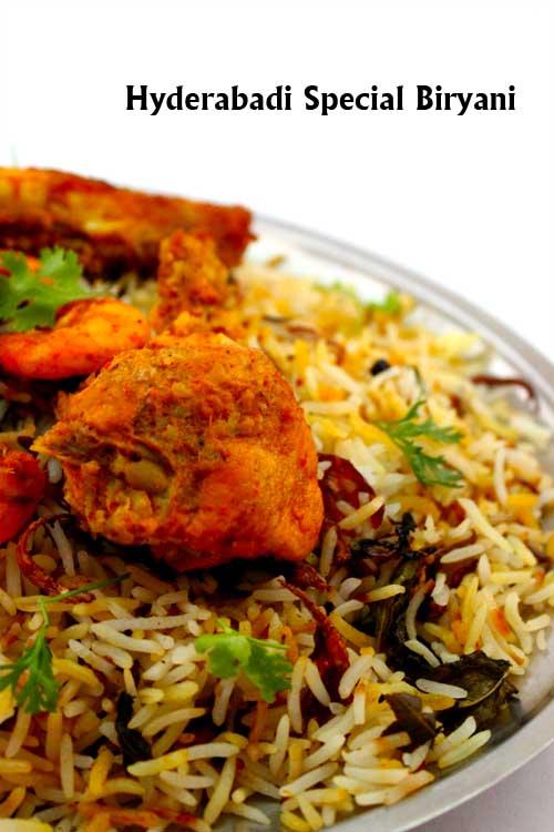 hyderabadi chicken recipe in marathi