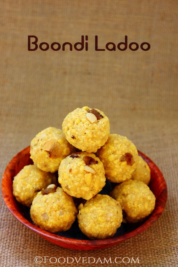 Boondi-Ladoo