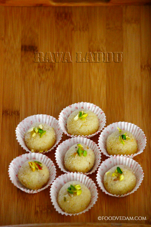 Rava-Laddu