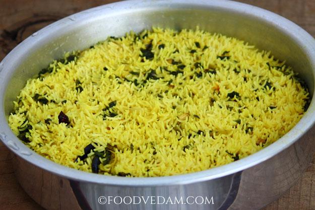 Ajantha pulao rice