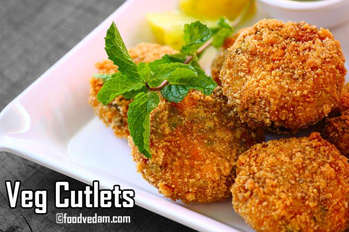 veg cutlets
