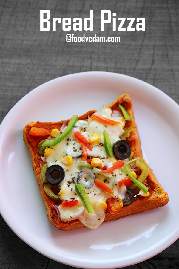 Bread pizza how to make quick easy vegetable bread pizza recipe kids crave junk food though we prepare very tasty and healthy food at homeey always tend towards burgers pizzas french fries etc we should tune forumfinder Image collections