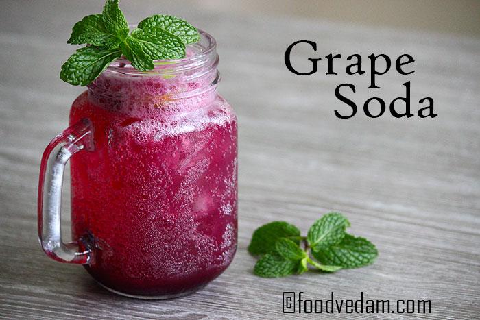 Grape Soda Recipe
