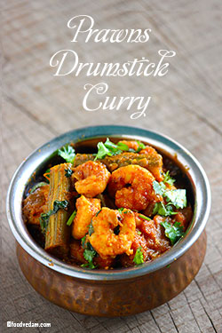prawns drumstick curry recipe