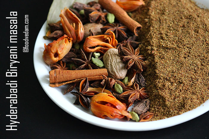 how to make biryani masala